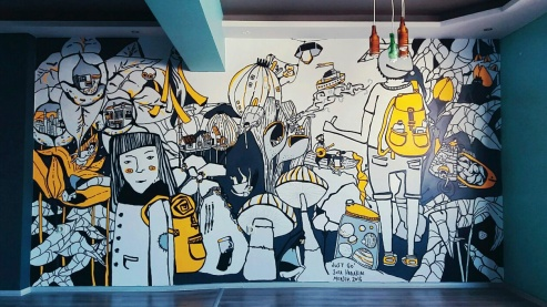Cafe Rail | Mersin, Turkey